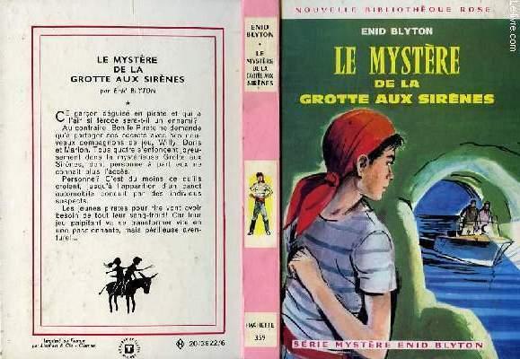 LE MYSTERE DE LA GROTTE AUX SIRENES
