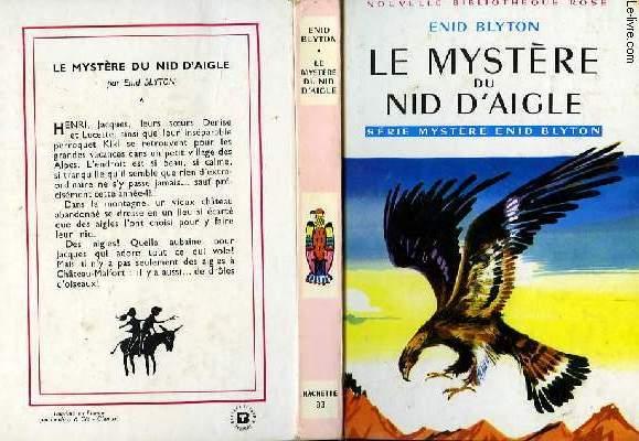 LE MYSTERE DU NID D'AIGLE