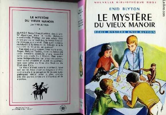 LE MYSTERE DU VIEUX MANOIR