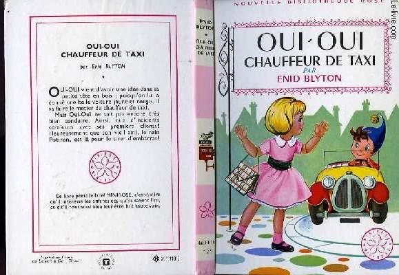OUI-OUI CHAUFFEUR DE TAXI