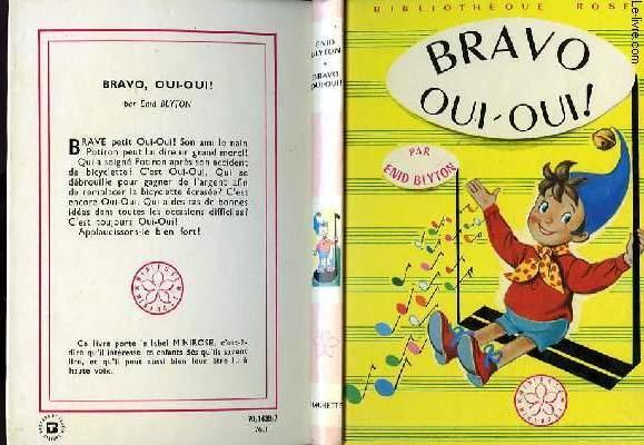 BRAVO OUI-OUI !