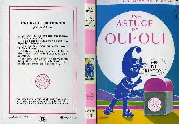 UNE ASTUCE DE OUI-OUI