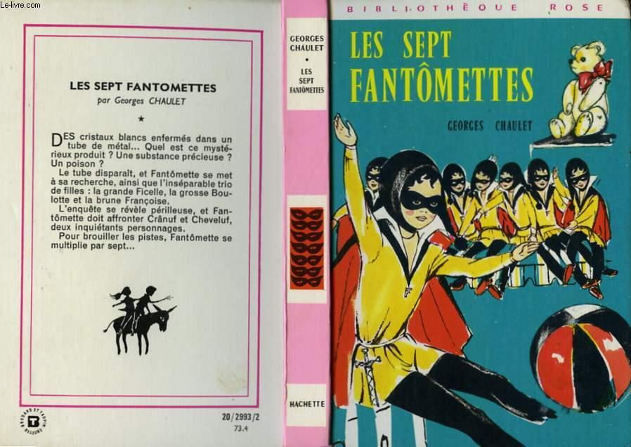 LES SEPT FANTOMETTES