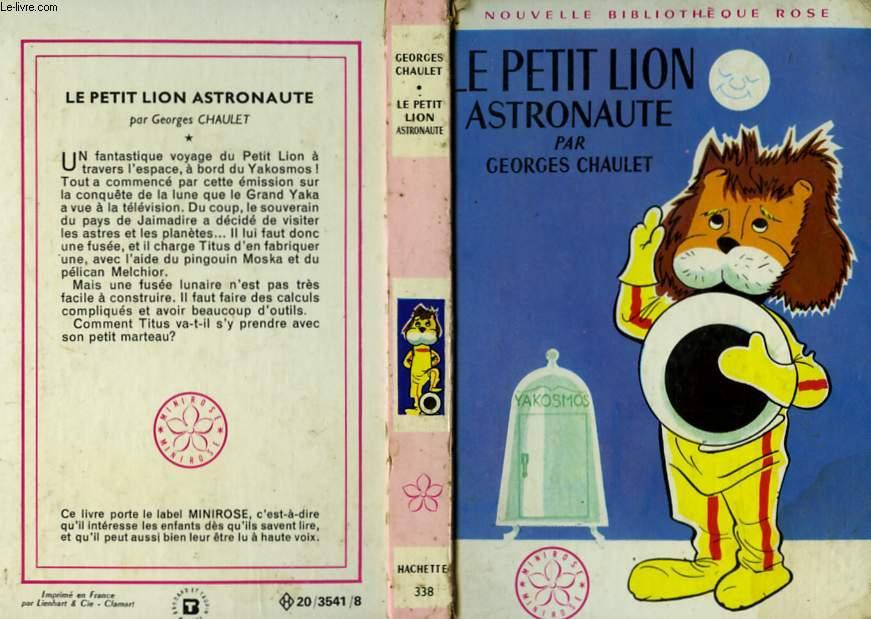 LE PETIT LION ASTRONAUTE