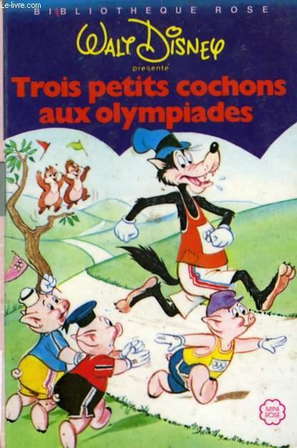 TROIS PETITS COCHONS AUX OLYMPIADES