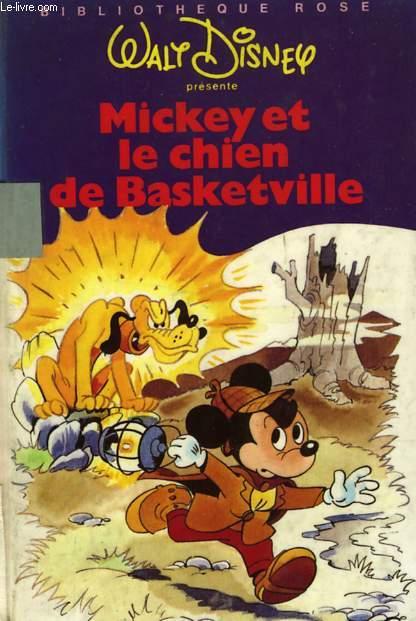 MICKEY ET LE CHIEN DES BASKETVILLE