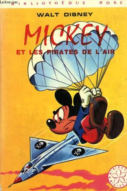MICKEY ET LES PIRATES DE L'AIR