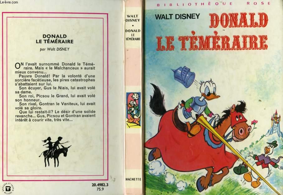DONALD LE TEMERAIRE