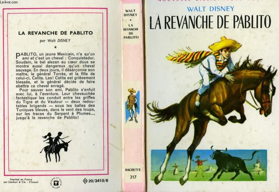 LA REVANCHE DE PABLITO