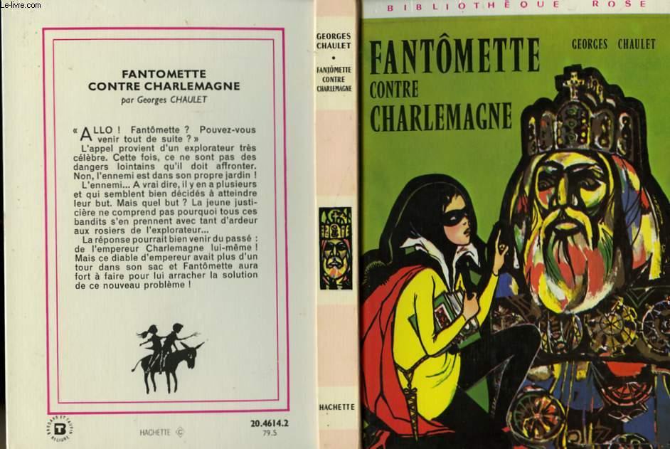 FANTOMETTE CONTRE CHARLEMAGNE