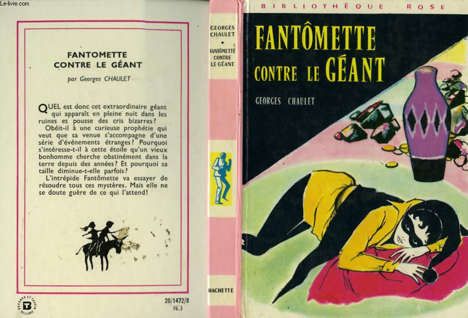 FANTOMETTE CONTRE LE GEANT