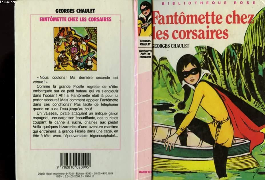 FANTOMETTE CHEZ LES CORSAIRES