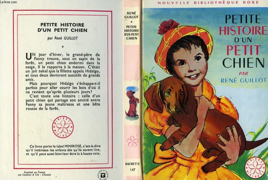 PETITE HISTOIRE D'UN PETIT CHIEN