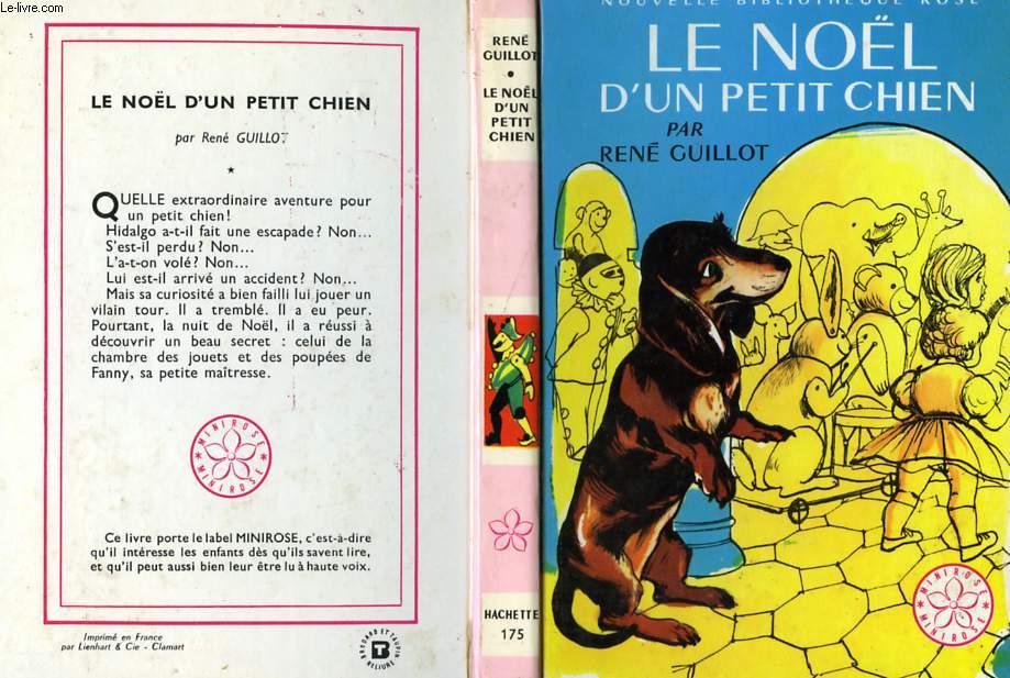 LE NOEL D'UN PETIT CHIEN