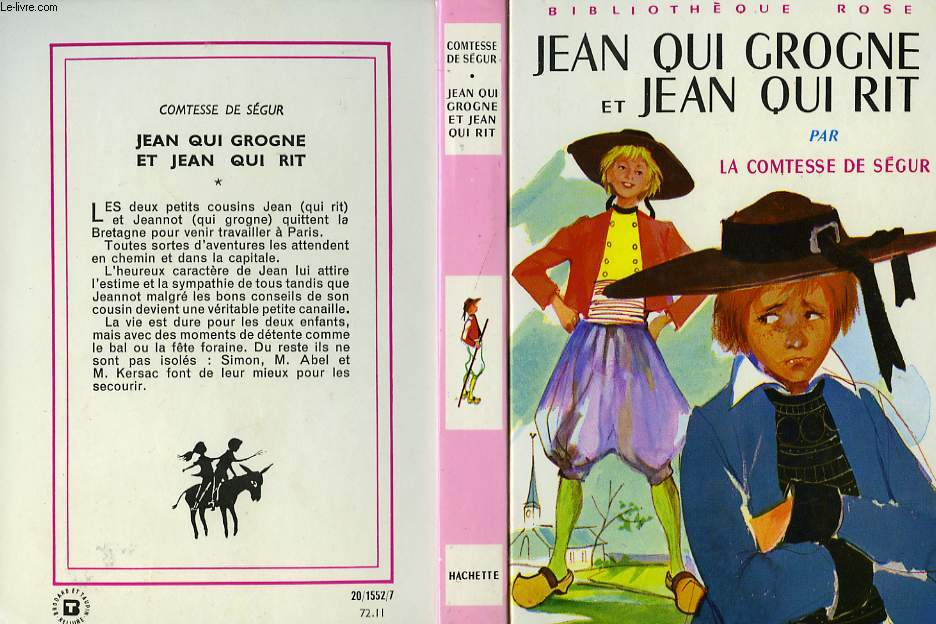 Fairy tales for adults jean qui rit
