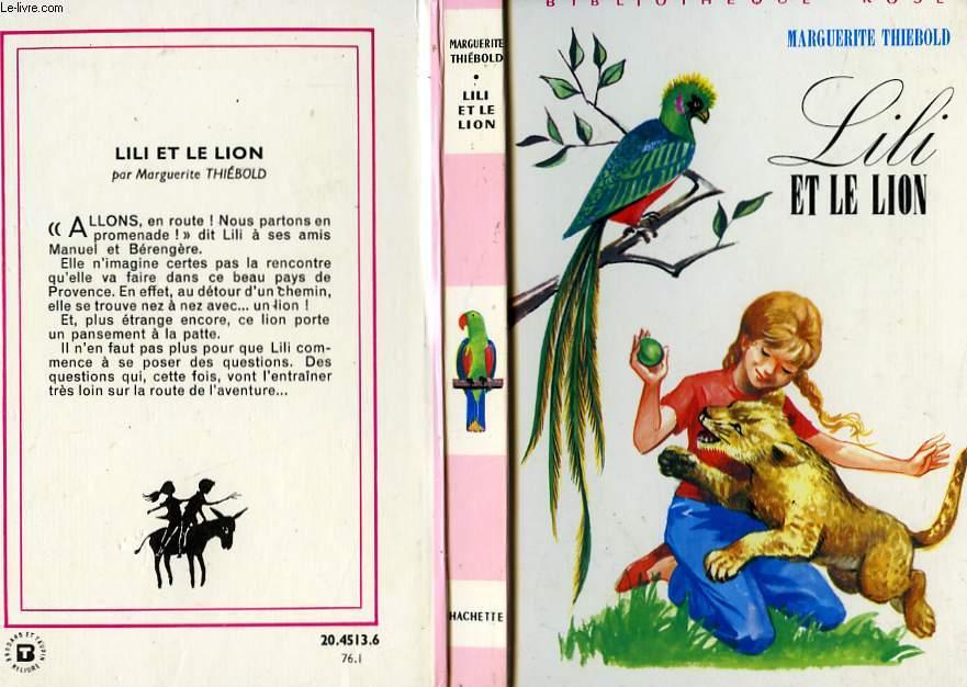 LILI ET LE LION
