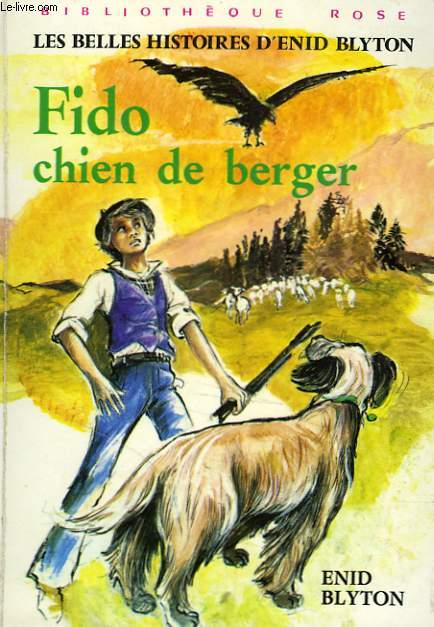 FIDO CHIEN DE BERGER