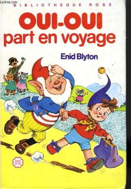 Oui Oui Part En Voyage