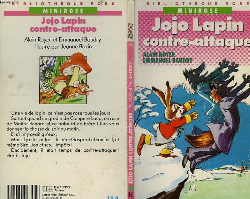 JOJO LAPIN CONTRE-ATTAQUE