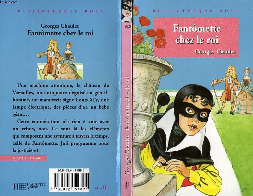 FANTOMETTE CHEZ LE ROI