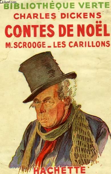 CONTES DE NOEL (M.SCROOGE - LES CARILLONS)