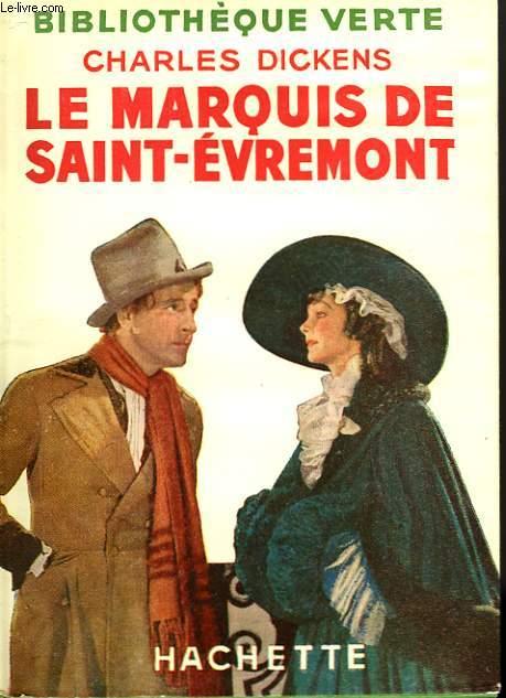 LE MARQUIS DE SAINT-EVREMONT