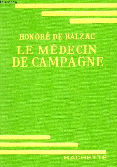 LE MEDECIN DE CAMPAGNE