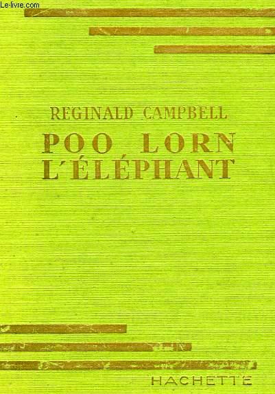 POO LORN L'ELEPHANT