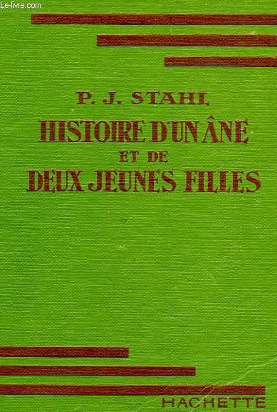 HISTOIRE D'UN ANE ET DE DEUX JEUNES FILLES