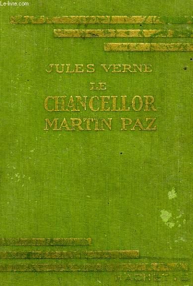 LE CHANCELLOR MARTIN PAZ