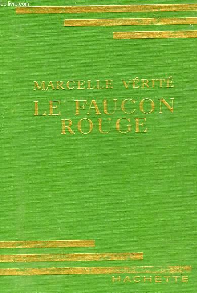 LE FAUCON ROUGE