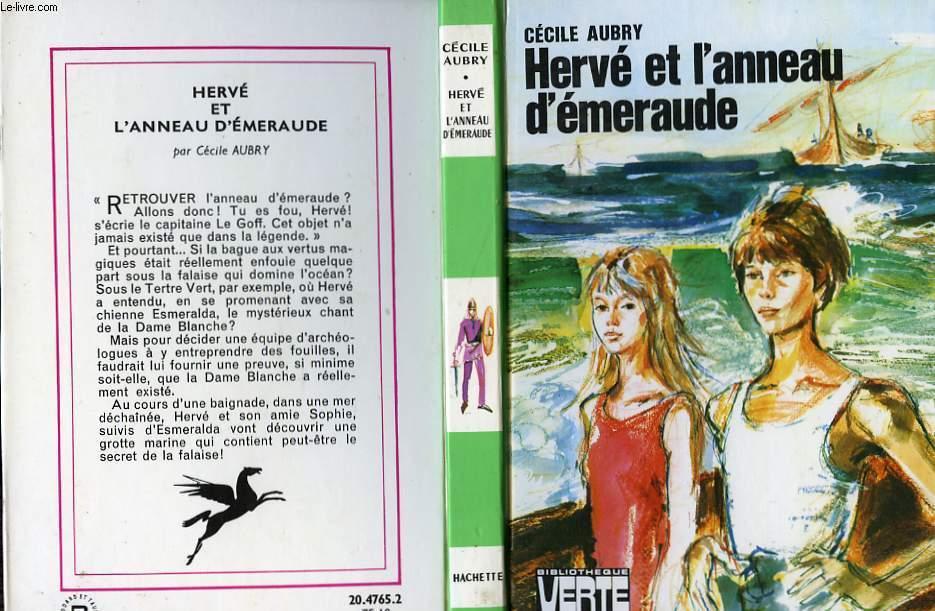 HERVE ET L'ANNEAU D'EMERAUDE