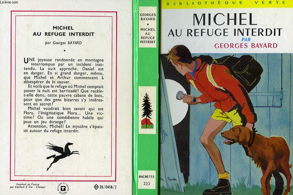 MICHEL AU REFUGE INTERDIT