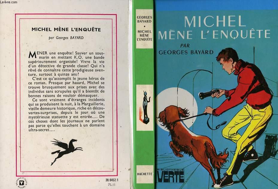 MICHEL MENE L'ENQUETE