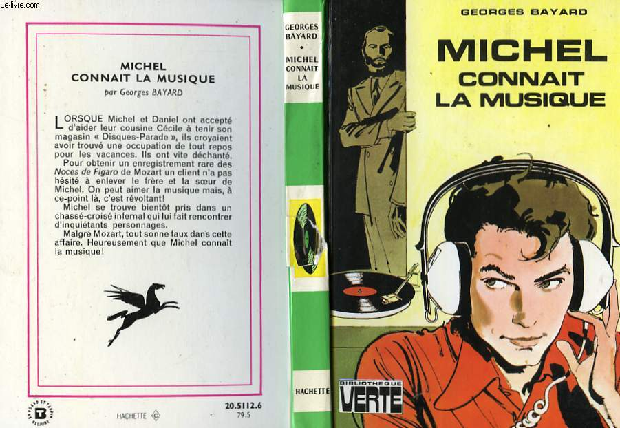 MICHEL CONNAIT LA MUSIQUE