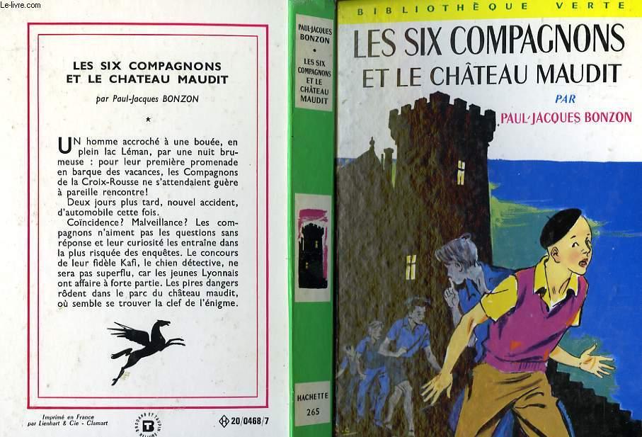 LES SIX COMPAGNONS ET LE CHATEAU MAUDIT