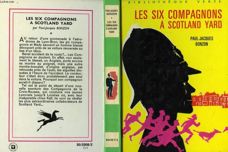 LES SIX COMPAGNONS A SCOTLAND YARD