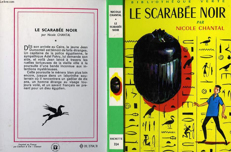 LE SCARABEE NOIR