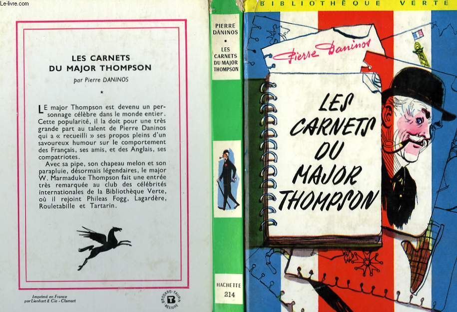 LES CARNETS DU MAJOR THOMPSON