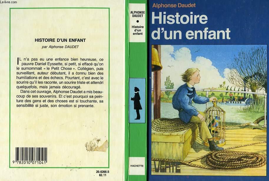 HISTOIRE D'UN ENFANT