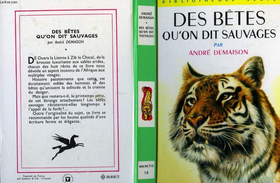 Les livres de la bibliothèque verte . RO70104915