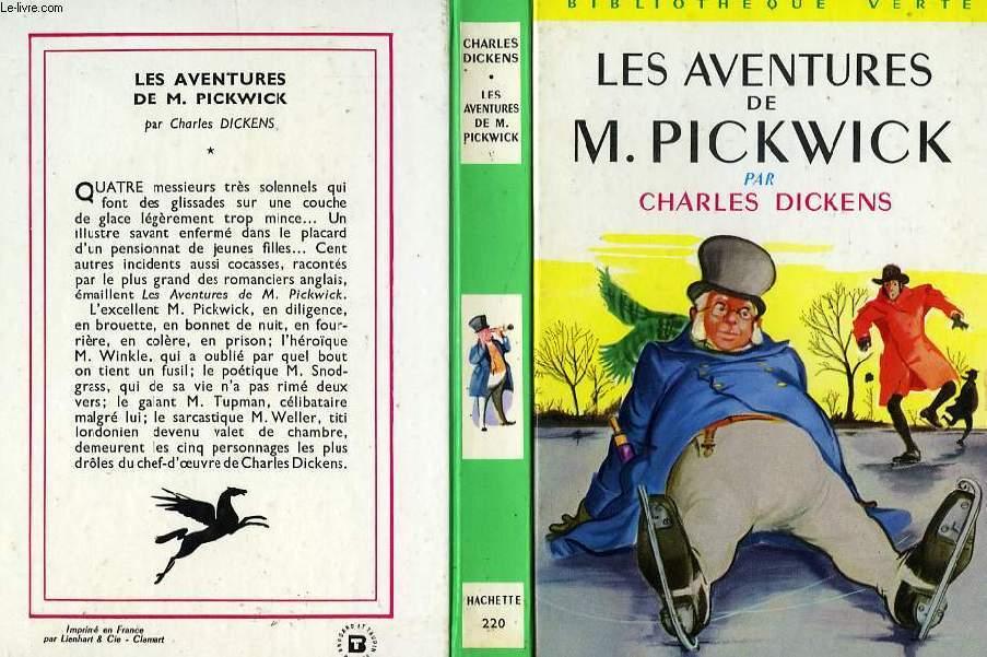 LES AVENTURES DE M.PICKWICK