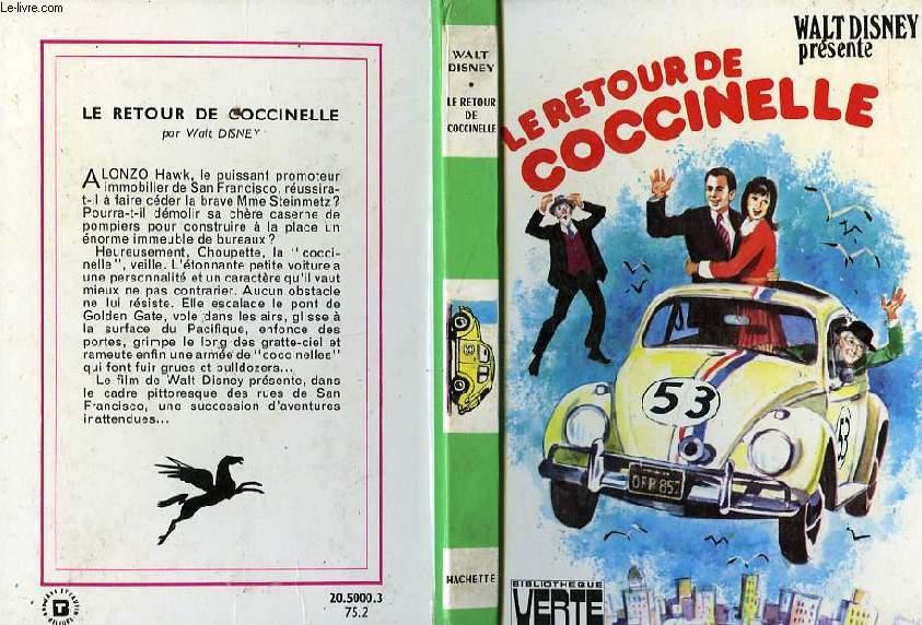 LE RETOUR DE COCCINELLE