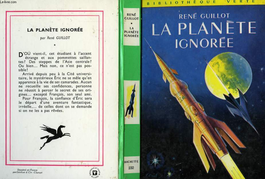 Les livres de la bibliothèque verte . - Page 11 RO70105126