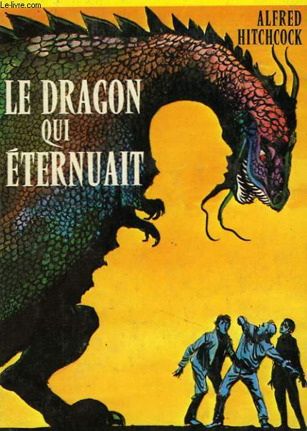 LE DRAGON QUI ETERNUAIT