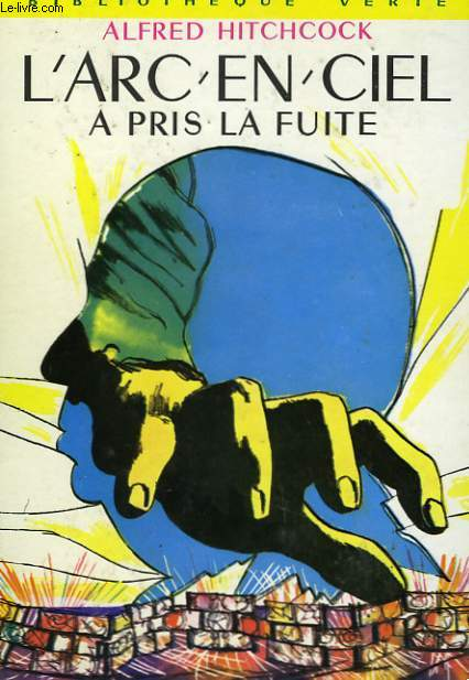 L'ARC-EN-CIEL A PRIS LA FUITE