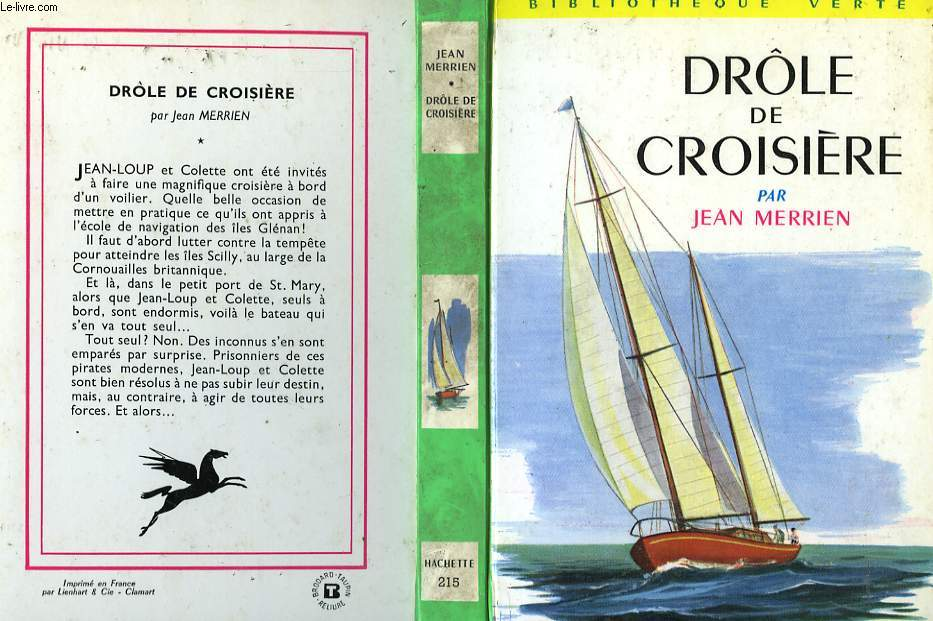 DROLE DE CROISIERE