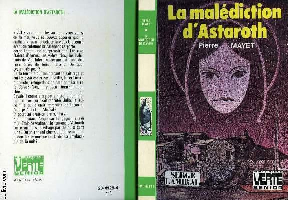 LA MALEDICTION D'ASTAROTH