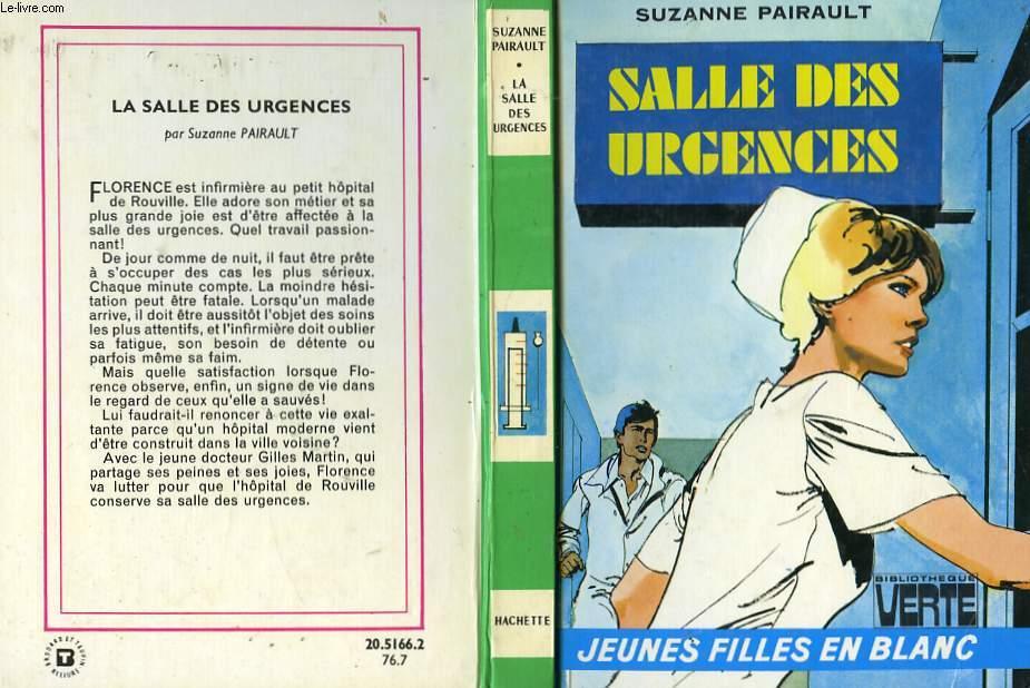 SALLE DES URGENCES