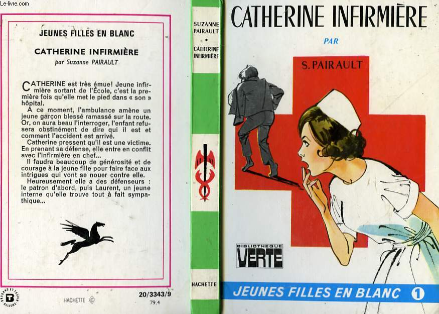 CATHERINE INFIRMIERE